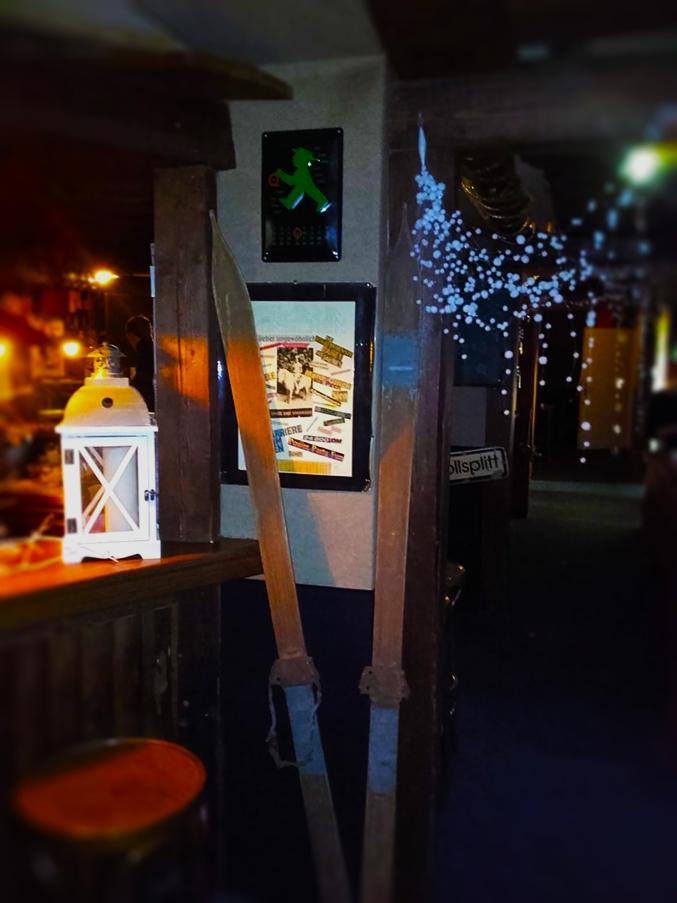 """Geburtstagsfeier zum 30. Das ganze Monte war zum Thema """"Die Schneekönigin"""" ausdekoriert"""