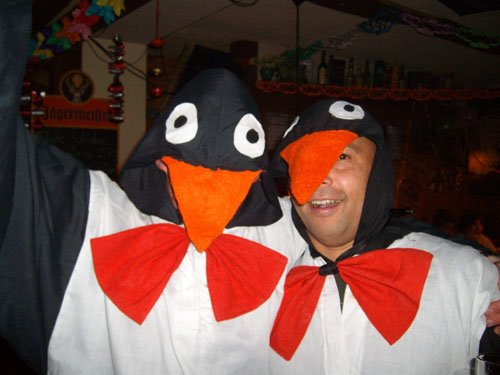 Events ➦ Fasching 2009