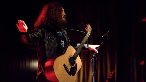Livemusik mit Steve: Indie, Folk, Blues & Rock