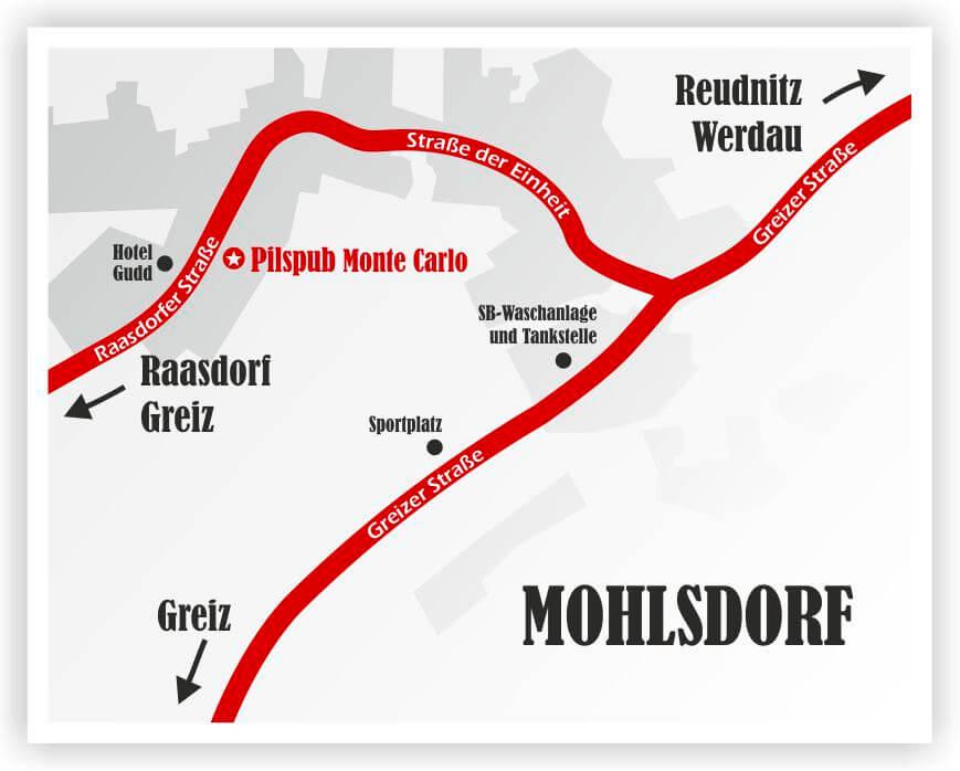Monte Carlo PILSPUB & Billardcafé