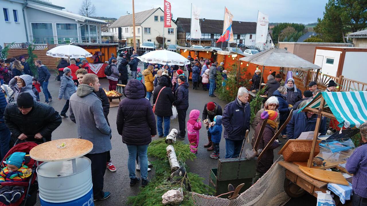 Weihnachtsmarkt in eurem Monte
